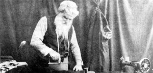 The Jewish Tailor